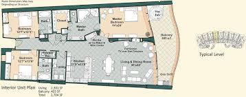 condo floor plans turquoise place orange beach condo rentals