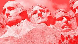 should washington and jefferson monuments come down bbc news