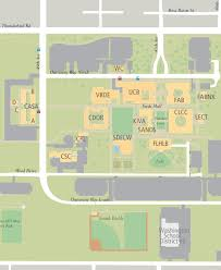 Arizona State University Campus Map by West Dining Map And Locations Sun Devil Dining