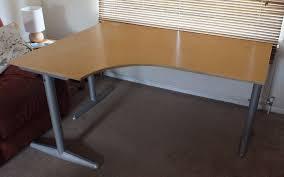 effektiv ikea ikea effektiv t home office corner desk in thetford norfolk gumtree