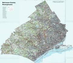 map us geological survey delaware county pennsylvania township maps