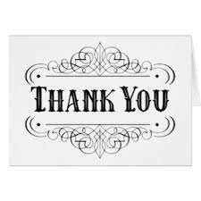 western thank you notes gifts on zazzle