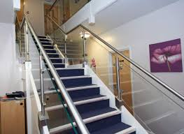 Glass Banister Uk Glass Balustrades In Banbury Northampton U0026 Oxford Riteweld