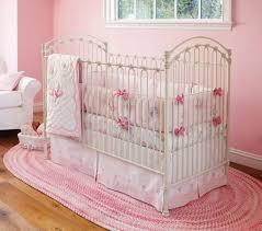 baby nursery ideas pink and brown white dresser room decor