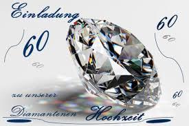 einladungen zur diamantenen hochzeit basteln rund ums jahr einladungskarte zur diamantenen hochzeit