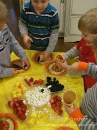 our thanksgiving feast in preschool thanksgiving child and
