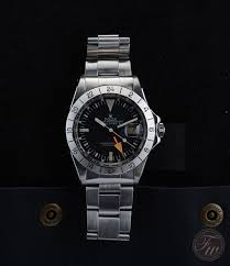 rolex ads 2016 explorer ii reference 1655