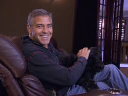 at home with george clooney photo 1 pictures cbs news