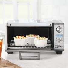 Breville Toaster Convection Oven Breville Mini Smart Oven Sur La Table