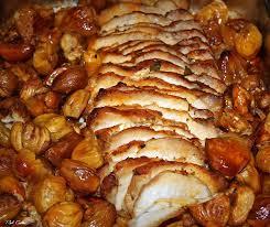recette de cuisine portugaise filet mignon de porc aux châtaignes cuisine portugaise