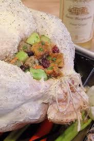 and tangerine glazed roasted turkey kitchen