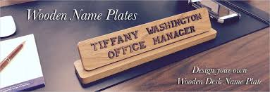 Name Tag On Desk Amazing Decoration Office Desk Name Plates Home Office Design