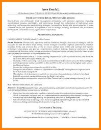 sample retail store manager resume 11 managerial resume objective incidental report