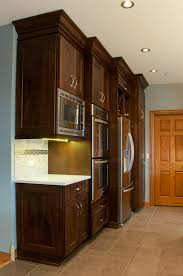Mixed Kitchen Cabinets Mixing Cabinet Styles Kitchen Design