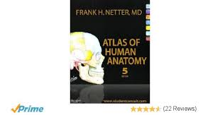 Netter Atlas Of Human Anatomy Online Atlas Of Human Anatomy With Student Consult Access 5e Netter