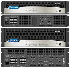 crown cts 4200 power light blinking crown audio cts series multi channel amplifiers