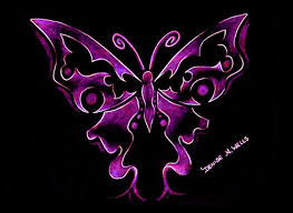 tribal butterfly by a just finished t flickr