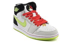 air jordan 1 retro 93 men u0027s shoes white green black red for sale