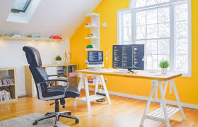 home graphic design in nice yellow home office jpg studrep co