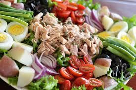 cuisine nicoise salade niçoise