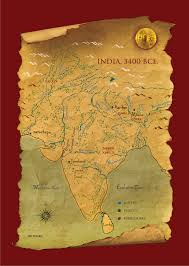 Map Of The World To Scale by Ram Chandra Series U2013 The World Author Amish