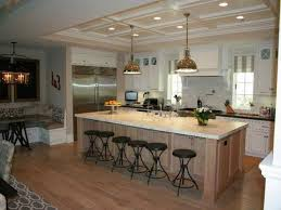 kitchen island with sink and seating kitchen island seating 51 awesome small kitchen with island