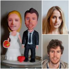custom wedding toppers s memorable moments captured in 3d shapeways magazine