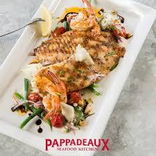 Kitchen 324 Okc Pappadeaux Seafood Kitchen Menu