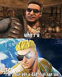 Ken Meme - capcom changed ken s look in street fighter five and players aren t