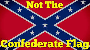 Blue White And Sun Flag Not The Confederate Flag Youtube