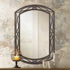 amazon com woven bronze metal 35 1 2 u0026quot high wall mirror home
