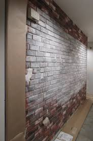 stunning interior faux brick wall tiles ideas amazing interior