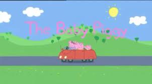 Peppa Pig Cuckoo Clock The Baby Piggy Peppa Pig Wiki Fandom Powered By Wikia