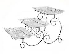 3 tier buffet server ebay
