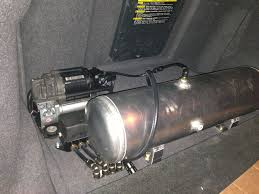 lexus lx air suspension mi parting out ls430 airlift performance suspension kit