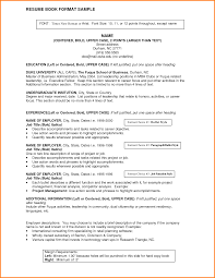 Holes Resume 100 Resume Header Format Incredible How Should A Resume Look 13