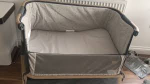 Bed Side Cribs Tutti Bambini Cozee Bedside Crib