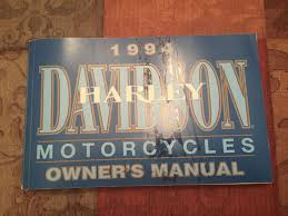 1994 softail models owner u0027s manual harley davidson forums