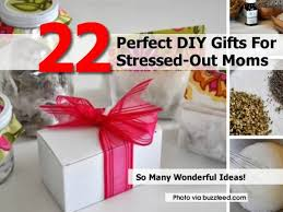 22 perfect diy gifts for stressed out moms