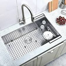 18 10 stainless steel kitchen sinks 18 10 stainless steel kitchen sinks commercial inch gauge inch deep