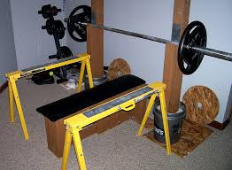Olympic Bench Press Dimensions Homemade Strength The Strongest Bench You U0027ll Never Buy