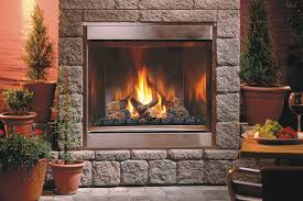 Outdoor Electric Fireplace Amazing Outdoor Fireplace Design Landscaping Network Regarding