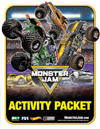 tickets for monster truck show monster jam comes to bangor me ticket giveaway crafty mama in me