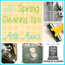 spring cleaning round up ask anna