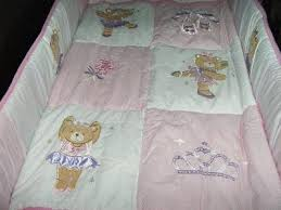 Ballerina Crib Bedding Set Li L Ballerina 4 Crib Bedding Set Walmart