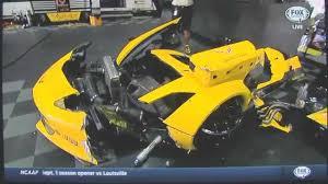 corvette c7r engine 2016 24 hr le mans c7r failure delivers heavy to already