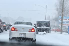 johnson lexus durham body shop snow storm raleigh nc style stuck in traffic for 4 hours