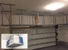 garage wall mounted wire shelving