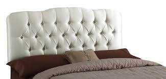 King Tufted Headboards by Amazon Com Skyline Furniture Surrey California King Shantung