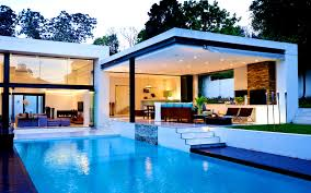 bathroom astonishing modern pool house designs ideas home design